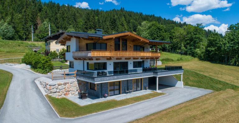 Das Aprtment MountainView Tirol